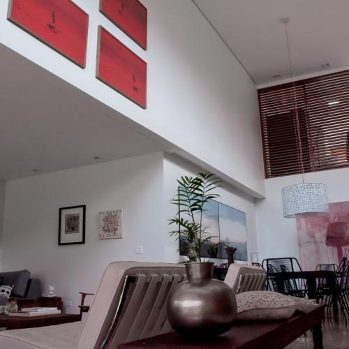 Casa tennis arquitetura decoração design de interiores em londrina
