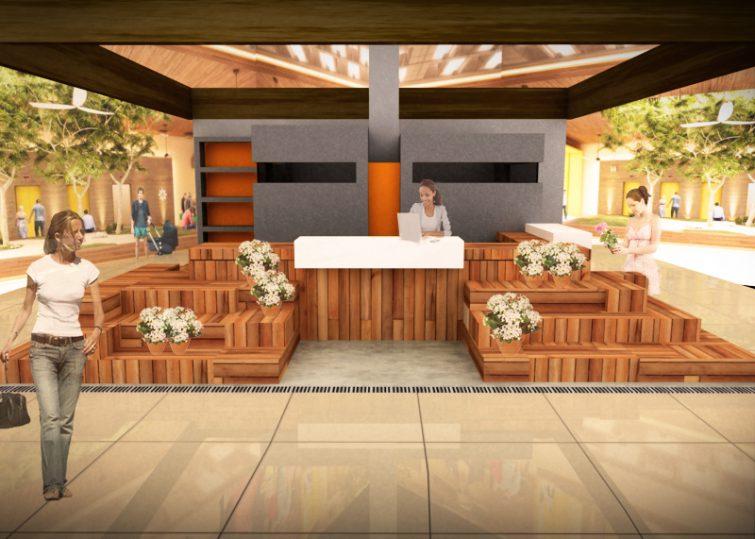 projeto de floricultura mercado palhano londrina