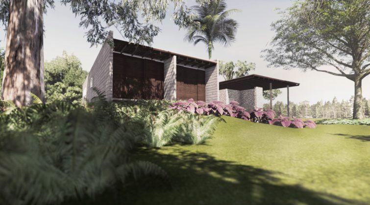 uabi arquitetos casa na estância londrina paraná brasil